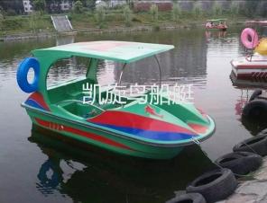 璃钢脚踏船
