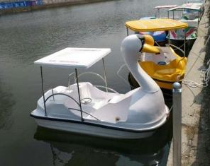安阳脚踏船