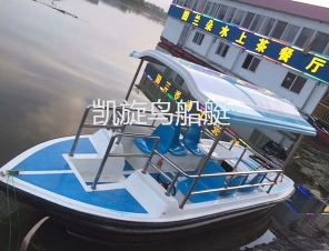 脚踏船厂家生产船只的特别与用途
