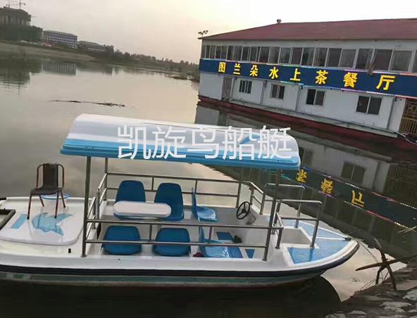信阳东风4号电动船