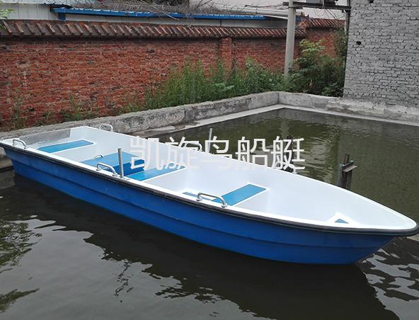 保洁作业船