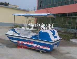 湖北电动船