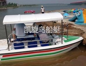 湖北东风4号电动船