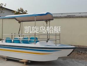东风4号电动船