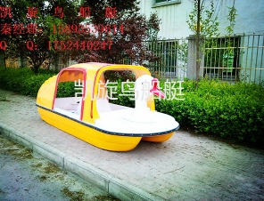 云南四人脚踏船