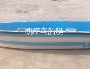 黑龙江手划动保洁作业船