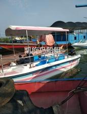 云南双层游艇