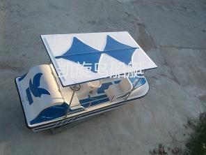云南玻璃钢船