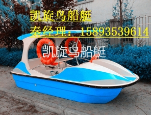 江西飞天海豚脚踏船