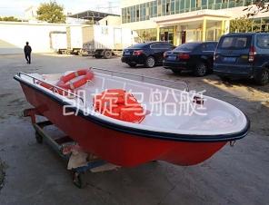 荆门脚踏船