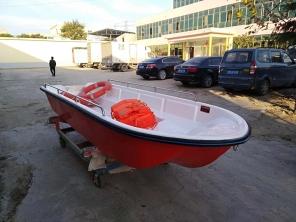 399冲锋舟