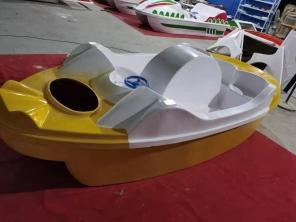 内蒙古脚踏船
